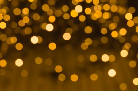 Defocused abstract christmas background, out of focus light spots forming a soft background photo