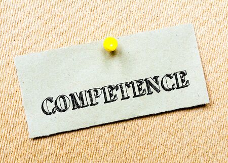 competence: Competence