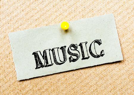 billboard posting: Music