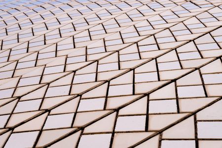 performing arts: Sydney, Australia - January 11, 2014 : Architectural detail of Opera House in Sydney. Iconic Sydney Opera House is a multi-venue performing arts centre designed by Danish architect Jorn Utzon.
