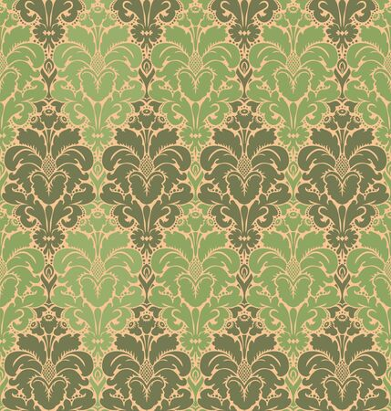 Wallpaper - floral designs Stock Vector - 6481206