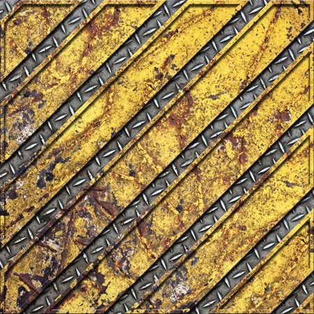 ironworks: metal construction background