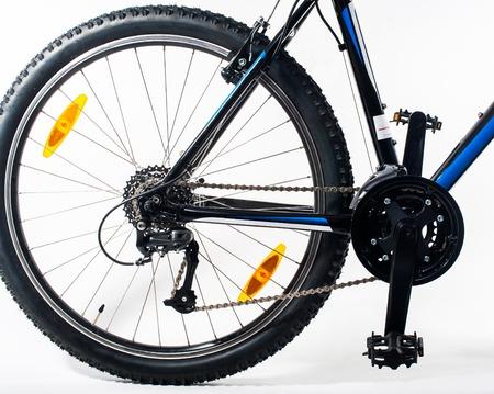 mtb: mountain bike isolated