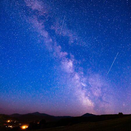 deep sky astrophopo Stock Photo