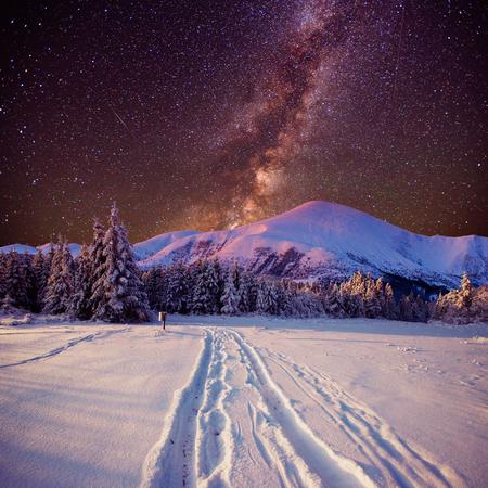 fantastic winter meteor shower
