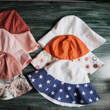 Good summer sun protection of natural fabrics