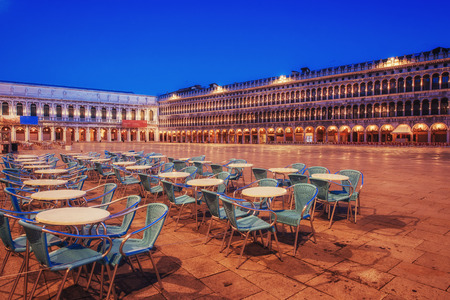 Images of St. Marks Square in Venice