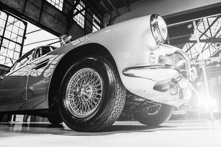Some antique classic car. Standard-Bild