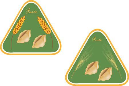 mais: pasta adesiva con la pianta di mais