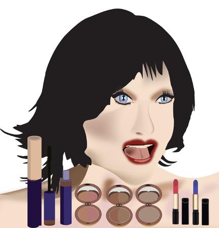 cosmetici delle donne
