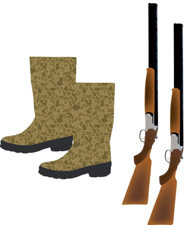 shotgun hunting accessories and boots