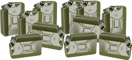 기밀: 가솔린 철 드럼