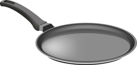 nonstick: Low non-stick frying pan for cooking foods