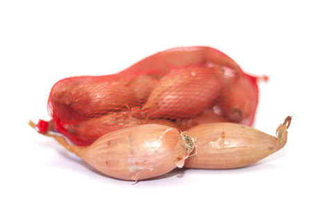 shallot: shallot tuber for seasoning in cooking