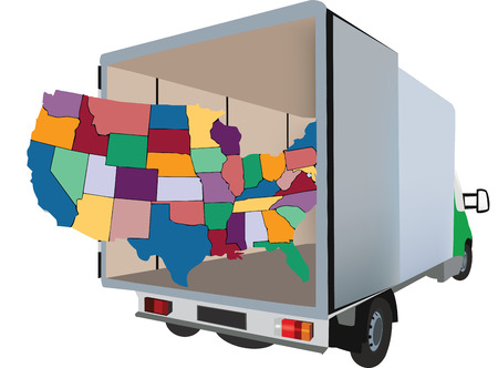 Transport van and pickup truck national international commodity varies and removals