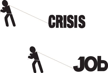 commitments: men blacks bring crisis and work