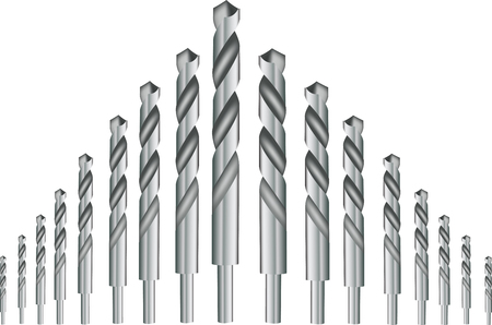 teel hardware drill bits for drilling iron