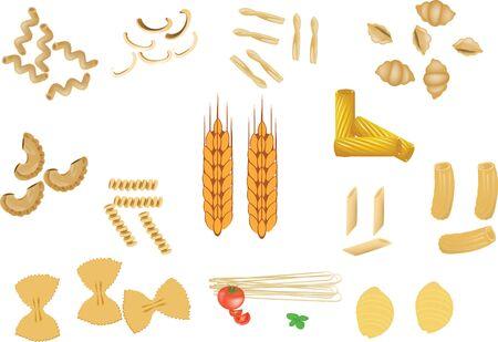 sheet of pasta varies