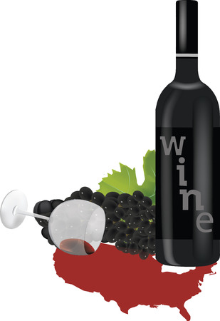 producing: American drink wine