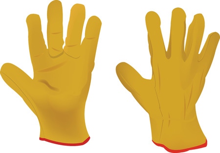 protective gloves: work gloves hobby gardening