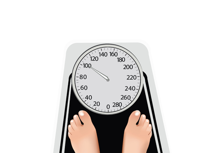 losing control: measuring body weight