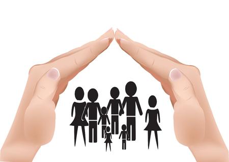 luxacion: proteger a la familia