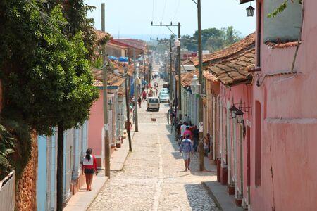 characteristics: road and housing characteristics of Cuba
