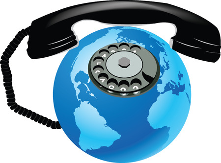 Communication handset with globalization