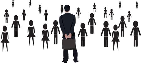 営業会議の人々 のアセンブリ グループ