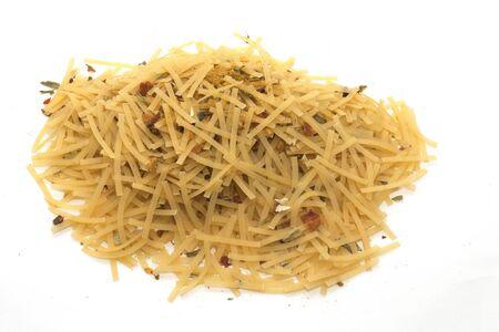 bami goreng kryddig fettuccine med grönsaker