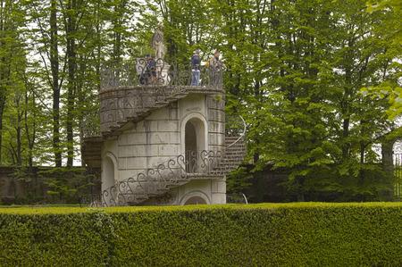 Villa Pisani, Padova, Italy Editorial