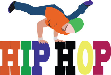 hiphop street dance Editor's note