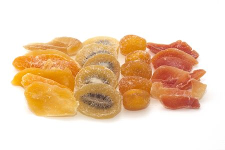 dried different types of exotic fruit dried different types of exotic fruit