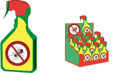 insecticide spray can for home use