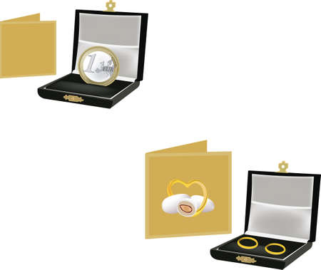 designer caskets for goldsmiths and gift jewelery