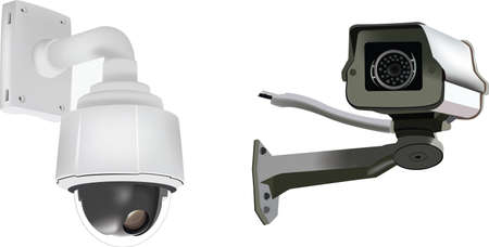 cameras for video surveillance and security