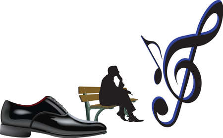 for5sona sitting on the bench dreams of music music