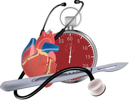stopwatch human heart stopwatch human stopwatch human heart stopwatch human Vektorgrafik