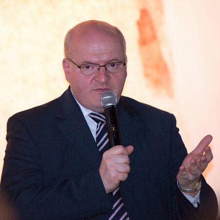 herman: Czech Republic Minister of Culture Daniel Herman Editorial