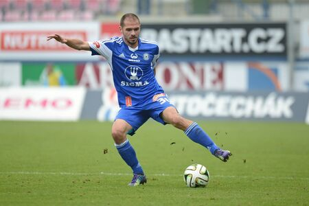 olomouc: Michal Veprek (SK Sigma Olomouc)