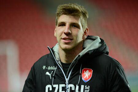03312015 PRAHA _ Ladislav Takács. Přátelský zápas české Reublic U21 - U21 Portugalsko