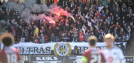 Hradec Kralove 04.04.2015 _ Match Between FC Hradec Kralove and AC Sparta Praha Redakční