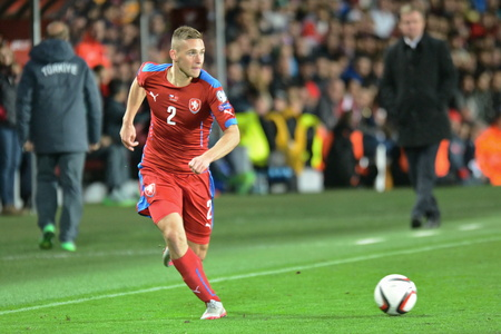 10102015 PRAGUE _ Pavel Kade?ábek. Match of the EURO 2016 qualification group A Czech Republic - Turkey