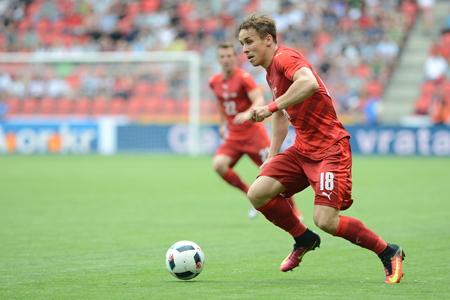 05062015 PRAGUE _ Josef Sural. Friendly match Czech Reublic - South Korea