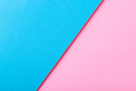 Pink And Blue Color Paper Texture Background. Trend Colors ...