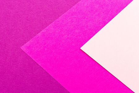 purple and pink cardboard ,paper texture background Color. Trending colors, geometric background of the cardboard. Colorful soft paper background.Pastel color.