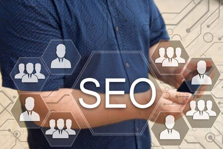 Search engine optimization.SEO