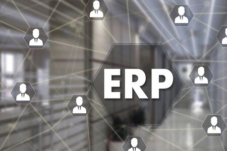 Enterprise Resource Planning. ERP