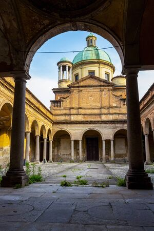 Deconsecrated Church of San Facio, Chiesa del Foppone in Cremona, Province of Cremona, Lombardy, Italy