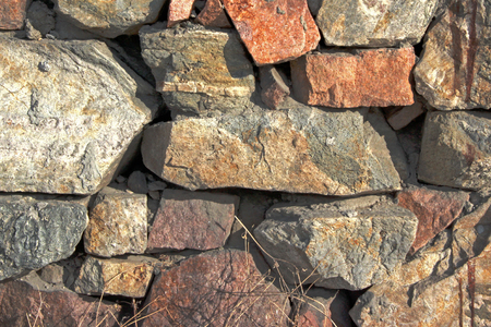 Background of stone wall texture 版權商用圖片